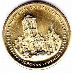 Petite cité de caractère - Locronan - revers Europe 2