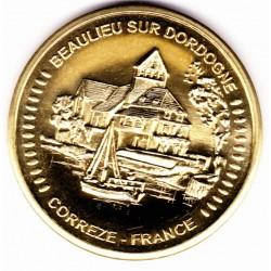 Beaulieu sur Dordogne - Corrèze - France - revers europe 2