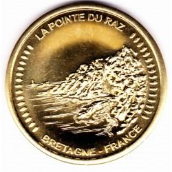 """La pointe du Raz - Plogoff - revers """"grand site de France"""""""