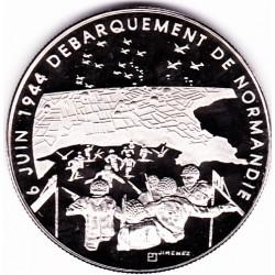 Débarquement de Normandie 6 juin 1944 - (sous capsule)