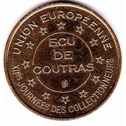 Ecu de Coutras - XIIeme journées des collectionneurs 1994