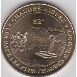 15 - Chaudes-Aigues - Les eaux les plus chaudes d'Europe - 2007
