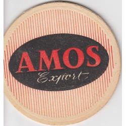 Sous bock de bière - Amos Export