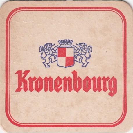 Sous bock de bière - Kronenbourg