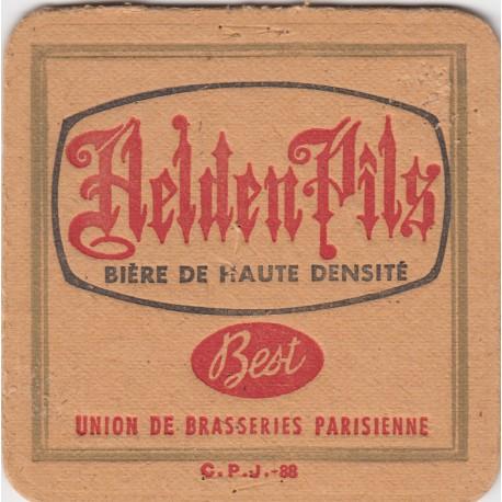 Sous bock de bière - Helden-Pils