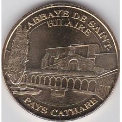 11 - Pays Cathare - Abbaye de Saint-Hilaire - 2007