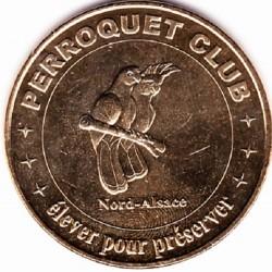 67 - Weitbruch - Perroquets-club - Elever pour préserver - 2007