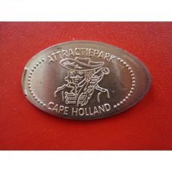 NL - Cape Holland Den Helder 1 - cuivre