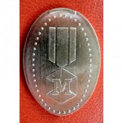 NL - Madurodam - Holland - médaille - cuivre