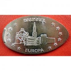 BE - Europa - Brussel - cuivre