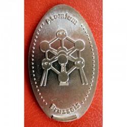 BE - Atomium - Brussels - cuivre