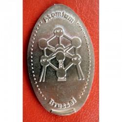 BE - Atomium - Brussel - cuivre