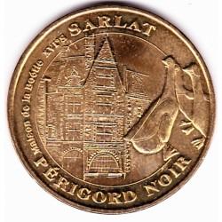 24 - Sarlat - Maison de la Boétie XVIe siècle - 2007