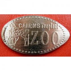 AUS - Cairn Tropical Zoo - Logo - cuivre