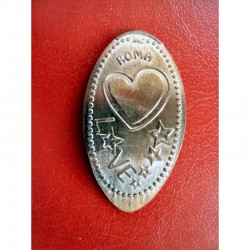 IT - Roma - Love - cuivre