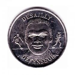 Equipe de France 1999 - Desailly - défenseur