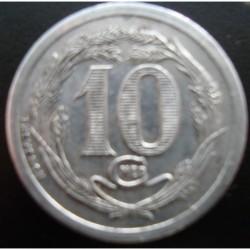 Monnaie de nécessité - 10 c - Syndicat des hotels et cafés de Carpentras