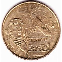 14 - Arromanches 360 - L'Aviateur et le Bombardier - 2007