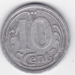 Monnaie de nécessité - 10 c - Union Commerciale de Ham - 1922