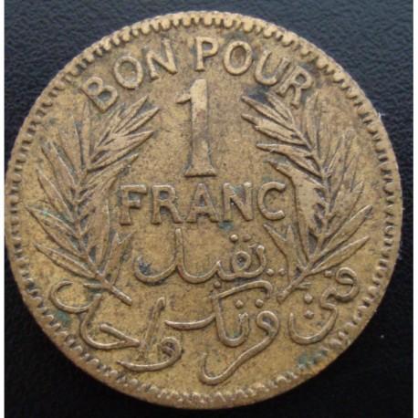 Monnaie de n cessit 1 franc 1945 chambre du - Chambre du commerce bayonne ...