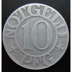 Monnaie de nécessité - 10 pfennig - Boppard- 1919