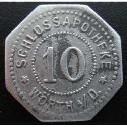 Monnaie de nécessité - 10 - Schlossapotheke - Wörth an der Donau