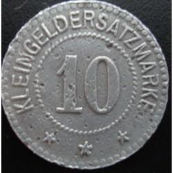 Monnaie de nécessité - 10 pfennig - Landau - 1919