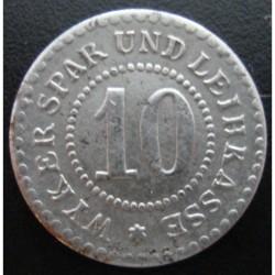 Monnaie de nécessité - 10 - wyker spar und leihkasse