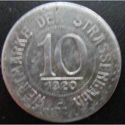 Monnaie de nécessité - 10 - Breslau - 1920