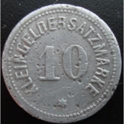 Monnaie de nécessité - 10 - Darmstadt - 1920