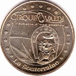 23 - LA SOUTERRAINE - Cirque Valdi - à l'échelle d'une passion - 2008