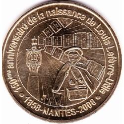 44 - 150 ème anniversaire de Louis Lefèvre-Utile - 1858 / 2008 - Nantes - 2008 -