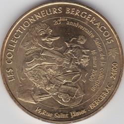 24 - Les collectionneurs Bergeracois - 20e anniversaire – 2008