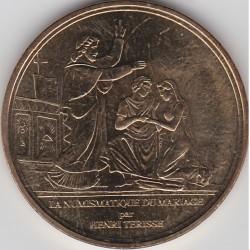75002 - PARIS La numismatique du mariage par Henri Terisse - 2008