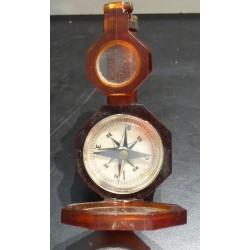 Ancien sextant plastique - vintage