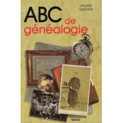 ABC de généalogie - Valérie Gautier