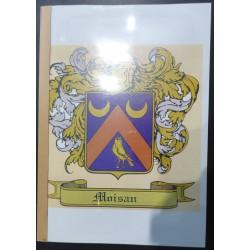 Le livre des MOISAN du monde entier