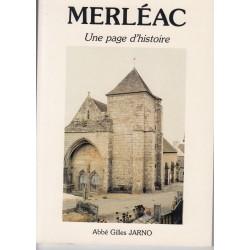 Merléac - Une page d'histoire - Abbé Gilles Jarno