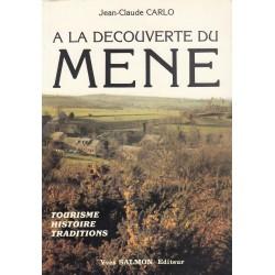 A la découverte du Méné - Jean-Claude Carlo
