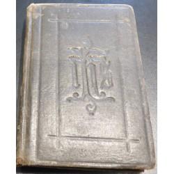 Petit manuel du chretien - 1896 - langue française