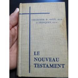 Le nouveau testament -1962 - langue française