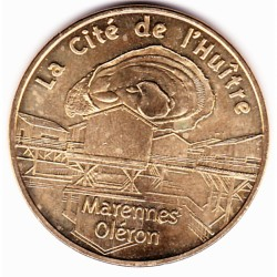 17 - Marennes Oléron - La Cité de l'Huître - 2008