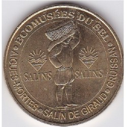 30 - Salins - Ecomusées du sel - 2008