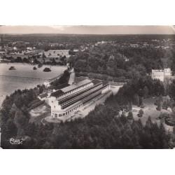 Carte postale - Plemet - Vue aérienne - Sanatorium de Bodiffé