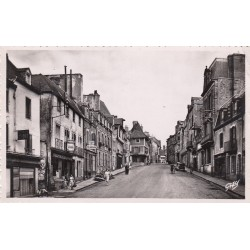 Carte postale - Josselin - Rue Olivier de Clisson