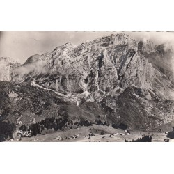 Carte postale - Mont-Saxonnex - Morsullaz et la chaine du Bargy