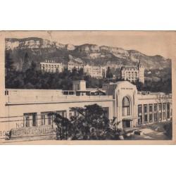 Carte postale - Les hotels Royal, Splendide et Excelsior - Aix-les-Bains