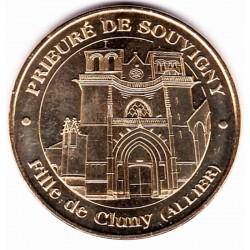 03 - Prieuré de Souvigny - fille de Cluny - 2009