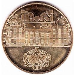 78 - Thoiry - Château et armoiries - 2009
