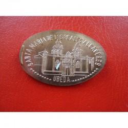 Esp - Ubeda - Santa Maria de los Reales Alcaceres - cuivre
